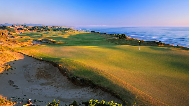 Bandon Dunes Golf Course, Oregon