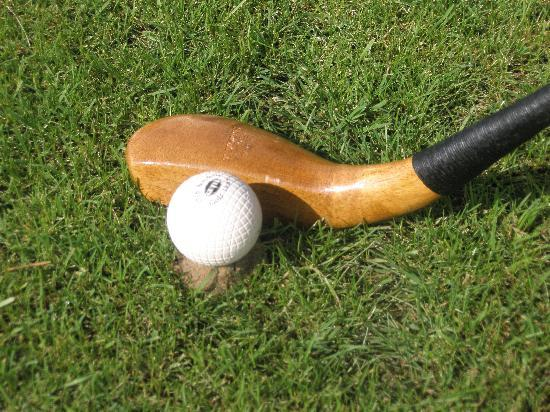 Old Bandon Golf Links, Hickory Clubs